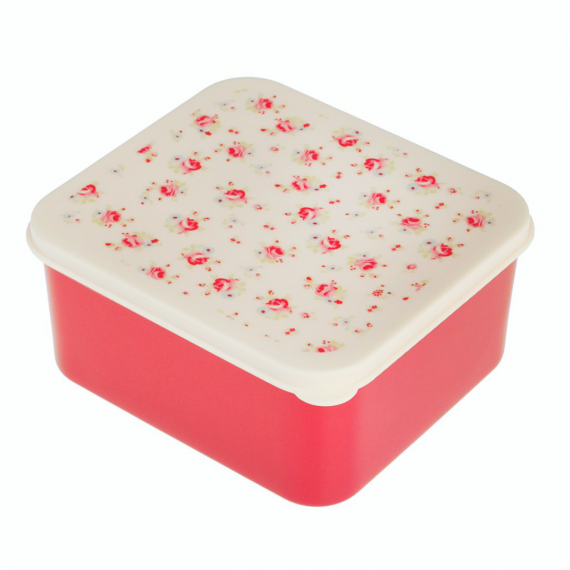 Lunch box petites roses