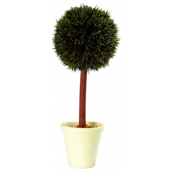 Arbuste boule deco
