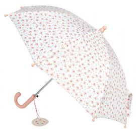 Parapluie enfant petites roses