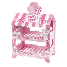 Présentoir Little sweet shop