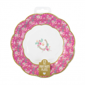 Assiettes poney liberty