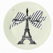 Assiettes Jolie tour Eiffel