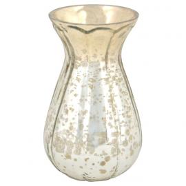 Vase mercurisé antic ondine