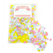 Confettis pastel multi jolis