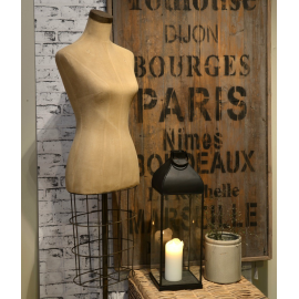 Buste couture vintage chic