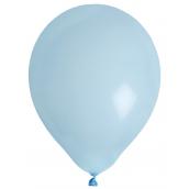 Ballons bleu ciel - Lot de 8