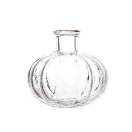 Vase potiron verre