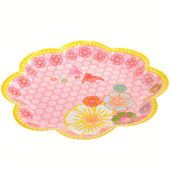 Assiettes gipsy