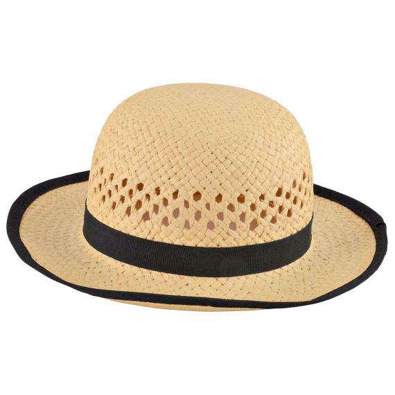 96ae5c4ac326d accessoires chapeau de paille enfant