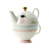 Théière solo Alice tea