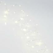 Guirlande lucioles lumineuses de table - blanc chaud