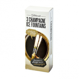 Fontaines lumineuses à champagne