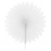 Rosaces blanche de table