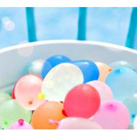 Mini ballons bleu turquoise