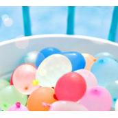 Mini ballons sweet turquoise - Lot de 25