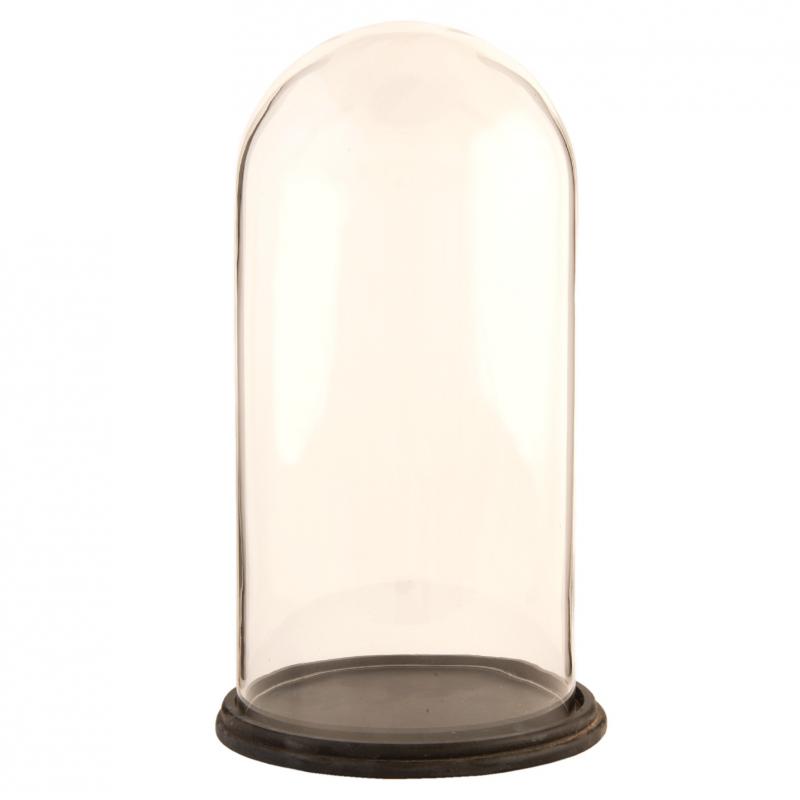 id e cadeau globe socle fin verre haut. Black Bedroom Furniture Sets. Home Design Ideas