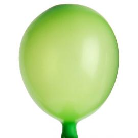 Mini ballons sweet vert - Lot de 25
