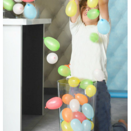 Mini ballons verts
