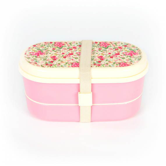 Lunch box bento rose liberty