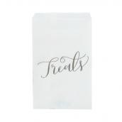 Sachets bonbons calligraphie