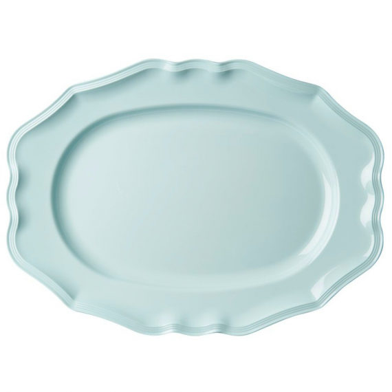 Plat mélamine mint - GM