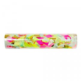 Confettis losange mix fluo
