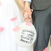 Ballons noces inoubliables