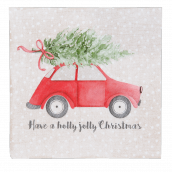 Serviettes papier Jolly Christmas