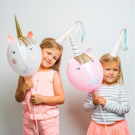 Ballons licornes