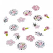 Confettis fleurs trendy