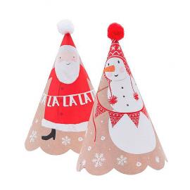 Chapeaux de fêtes noël