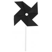 Mini moulin à vent noir
