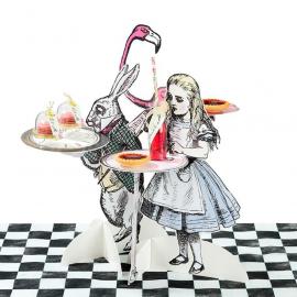 Cakestand So Alice Trio