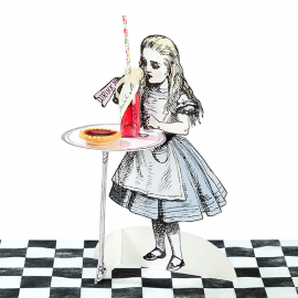 Cakestand So Alice Trio