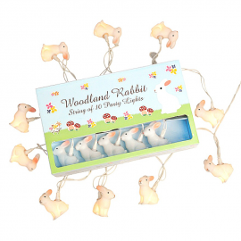 Guirlande lumineuse lapins