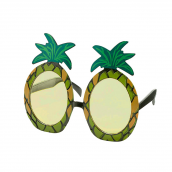 Lunettes soleil ananas