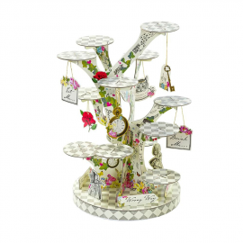 Cakestand arbre So Alice