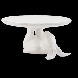 Cakestand céraminque lapin