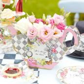 Vase théière So Alice