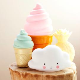 Veilleuse ice cream menthe