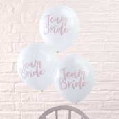 Ballons EVJF team bride