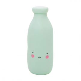 Veilleuse bouteille lait menthe