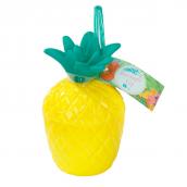 Gobelet et paille ananas