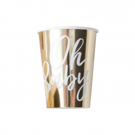 Oh Baby! - Cup - Gold