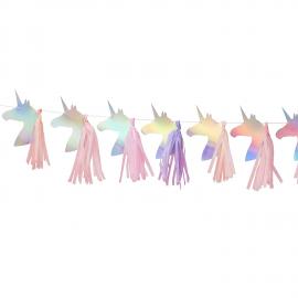 Guirlande licorne