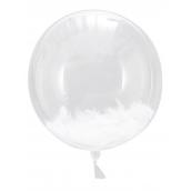 ballons géants plumes