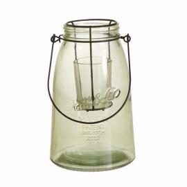 lanterne photophore mason jar