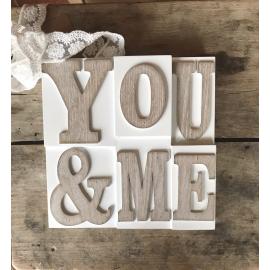 décoration mariage You & Me
