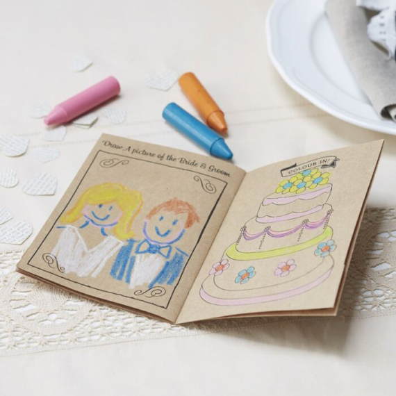 Carnet d'activités pour enfants