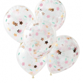 Ballons fleurettes liberty